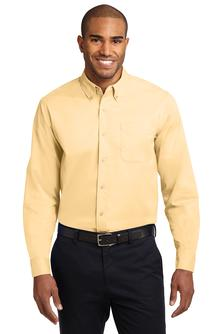 S608-6XL - Port Authority Easy Care-Long Sleeved Shirt