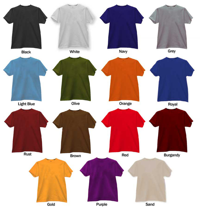 101-7XL - Short Sleeve T-Shirt