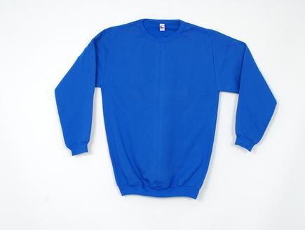 8800-4XLT - Long Sleeve Crewneck Sweatshirt-Made in the U.S.A.