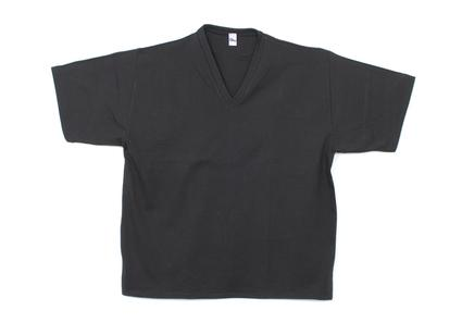 8300-9XLT - Short Sleeve V-Neck Shirt-Made in the U.S.A.