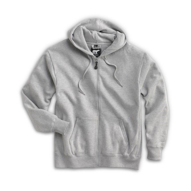 1200W-3XL - Heavywght Full Zip Hoody