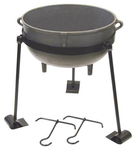 CI-7410 - 10 Gallon Cast Iron Pot