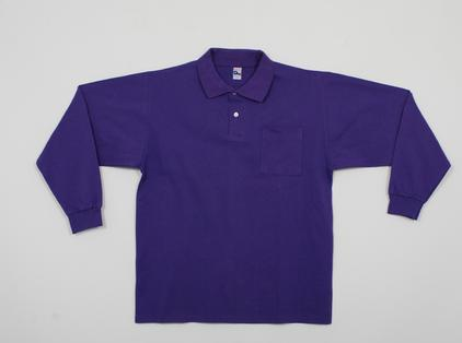 7700-9XL - Long Sleeve Polo-Made in U.S.A