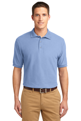 TLK500-4XLT - Port Authority® - Tall Silk Touch™ Sport Shirt