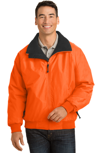 J754S - Port Authority® - Safety Challenger Jacket-XS-6XL