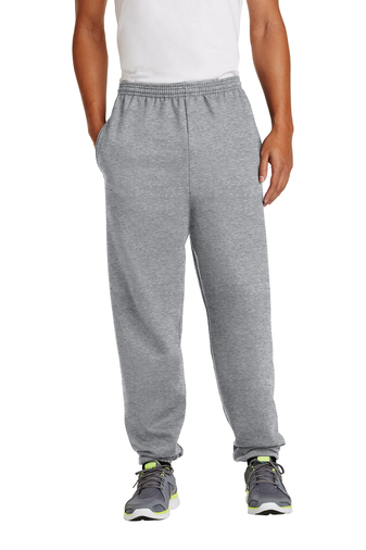 PC90P - Port & Company® - Sweatpant with Pockets-XS-4XL