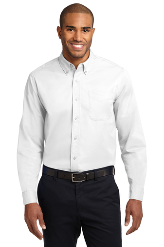 TLS608-4XLT - Port Authority® - Tall Long Sleeve Easy Care Shirt