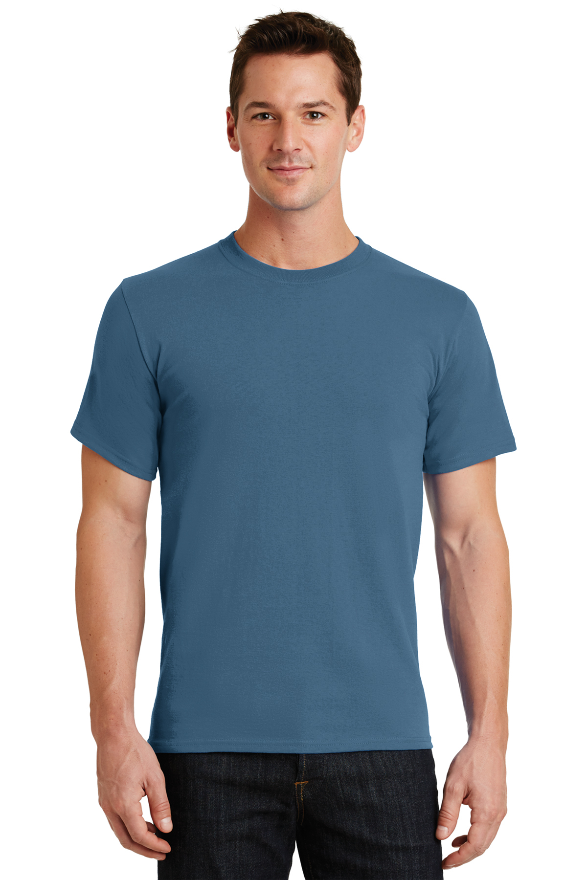 PC61T-3XLT - Port & Company® - Tall 100% Cotton Essential T-Shirt