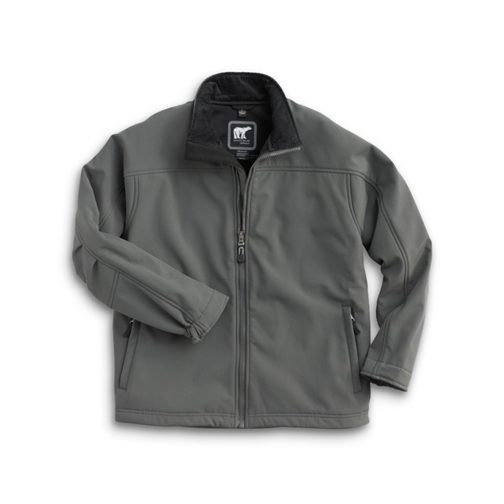 4600W-6XL - SOFT SHELL JACKET