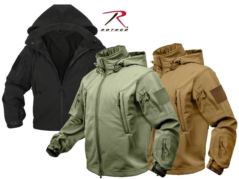 9767 - Special Ops Tactical Soft Shell Jacket XS-6XL